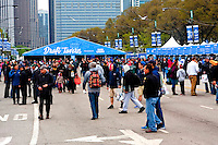 Event held in Grant Park Chicago