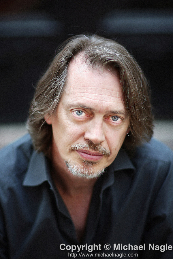 BROOKLYN - JUNE 28, 2007: Actor Steve Buscemi poses for a portrait in Park Slope on June 28, 2007 in Brooklyn.  (PHOTOGRAPH BY MICHAEL NAGLE)