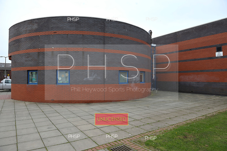 Blackpool Indoor Bowls centre,Larkhill Street Blackpool.Due to close after 21 years to make way for the town centre redevelopment.I the mean time potential for another car park