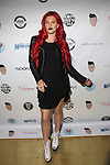 Singer Justina Valentine Attends Johnny Donovan's Birthday Celebration Hosted by VH-1 Mob Wives' Big Ang Held at the Gold Bar, NY