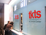 tkts Booth Lincoln Center