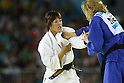 Miki Tanaka (JPN), ..AUGUST 14, 2011 - Judo : ..The 26th Summer Universiade 2011 Shenzhen ..Women's -63kg Final ..at Universiade Judo Hall, Shenzhen, China. ..(Photo by YUTAKA/AFLO SPORT) [1040]