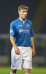 St Johnstone v Ross County....29.11.14   Scottish Cup 4th Round<br /> David Wotherspoon<br /> Picture by Graeme Hart.<br /> Copyright Perthshire Picture Agency<br /> Tel: 01738 623350  Mobile: 07990 594431