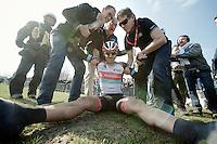 Paris-Roubaix 2013 race