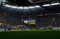 FUSSBALL   1. BUNDESLIGA   SAISON 2011/2012    8. SPIELTAG Borussia Dortmund - FC Augsburg                             01.10.2011 Signal Iduna Park in Dortmund