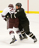 Thomas Larkin (Colgate - 27), Marcel Alvarez (Army - 2) - The host Colgate University Raiders defeated the Army Black Knights 3-1 in the first Cape Cod Classic on Saturday, October 9, 2010, at the Hyannis Youth and Community Center in Hyannis, MA.