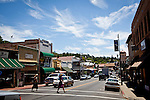 Highway 49 passes through downtown Sonora, Calif., July 25, 2012..CREDIT: Max Whittaker/Prime for The Wall Street Journal.TIMBER