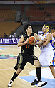 Joji Takeuchi (JPN), SEPTEMBER 20, 2011 - Basketball : 26th FIBA Asia Championship Second round Group F match between Philippines 83-76 Japan at Wuhan Sports Center in Wuhan, China. (Photo by Yoshio Kato/AFLO)