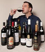 Mark Larder of Nottingham based The Wine Larder