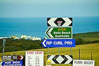 2003 Rip Curl Pro Bells Beach