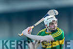 Shane Nolan Kerry in action against Limerick in the Munster Hurling League Round 4 at the Gaelic Grounds, Limerick on Sunday.
