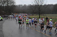 2013 Frostbite 5K, Louisville, Kentucky<br /> January 12, 2013  Temperature: 67 degrees! <br /> Photo by Tom Moran