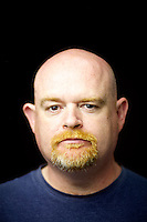 Barry McDonald, 43, events organiser, from Stirling.<br /> <br /> Growing up you never had red-haired role models, only Boris Becker but there were no really famous red heads. I had long red hair but starting going bald in my early 20s so shaved it off. When I lost my hair I was like Samson, all my powers gone! I didn't know I would go bald, my dad said its meant to skip a generation so I went to him and said I thought you said it skips a generation, you liar!<br /> <br /> 'You got the usual jibes - ginger top, carrot nose, pull the plug and away he goes which didn&rsquo;t make any sense but no one likes to be made fun of. Occasionally I grow a big red beard but Ruth [wife] refuses to speak to me until I shave it.' <br /> <br /> 'I don&rsquo;t mind losing my hair. I had a great colour but terrible style. In my dreams I have hair. A full head of hair&hellip; Some people dream about family members, I dream about hair.'