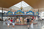 Carol Ann's Carousel House at the Smale Riverfront Park | Sasaki Architects