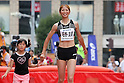 "Mami Ishino, JULY 3, 2011 - Athletics : ""Road to Hope"" Kobe Sports Street,   Hyogo, Japan. (Photo by Akihiro Sugimoto/AFLO SPORT) [1080]"