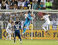 LA Galaxy vs Vancouver Whitecaps, September 1, 2012