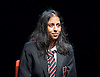 Future Conditional <br /> by Tamsin Oglesby<br /> directed by Matthew Warchus<br /> at The Old Vic Theatre, London, Great Britain, London, Great Britain<br /> 4th September 2015 <br /> <br /> Nikki Patel as Alia<br /> <br />  <br /> <br /> <br /> Photograph by Elliott Franks <br /> Image licensed to Elliott Franks Photography Services