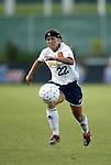 19 July 2003: Allie Kemp-Sullivan. The Carolina Courage defeated the San Diego Spirit 1-0 at SAS Stadium in Cary, NC in a regular season WUSA game.