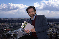 Stefano Chiarini, editore e giornalista. Journalist and publisher..