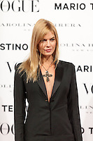 Cristina Tosio at Vogue December Issue Mario Testino Party
