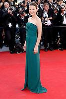 Virginie Ledoyen - 65th Cannes Film Festival