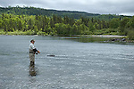 Salmon Fishing - Harry's River
