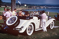 August 26th, 1984. 1934 Packard 1107 Dietrich Convertible Sedan.