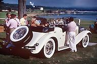August 26th, 1984. 1934 Packard 1107 Dietrich Convertible Sedan.