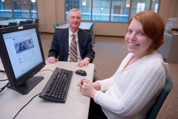 Career Services: ....Tom Korvas & Hannah Tatham
