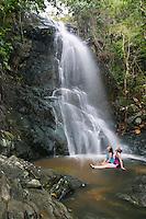 Reef Bay Waterfall<br /> Virgin Islands National Park,<br /> St. John<br /> U.S. Virgin Islands