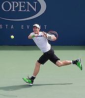 ANDY MURRAY (GBR)<br /> The US Open Tennis Championships 2014 - USTA Billie Jean King National Tennis Centre -  Flushing - New York - USA -   ATP - ITF -WTA  2014  - Grand Slam - USA  30th August 2014. <br /> <br /> &copy; AMN IMAGES