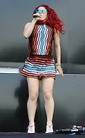JUN 28 Katy B and Rita Ora  play the Wireless 10 Festival