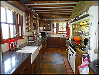 BNPS.co.uk (01202 558833)<br /> Pic: Kivells/BNPS<br /> <br /> Railway enthusiasts are getting steamy about the prospect of living in this former station master's house - which comes with the old track bed and platform in its back garden.<br /> <br /> Old Luckett Station near Callington, Devon, that is on the market for &pound;700,000, consists of a three bed detached house and an indoor swimming pool and steam room that used to be the ticket office and waiting room.<br /> <br /> Luckett Station served travellers on the old Southern Line from 1908 but was axed as part of the Beeching Cuts in the 1960s.<br /> <br /> The station master's house went into private ownership and each of the occupants has conserved the station instead of tearing it down.