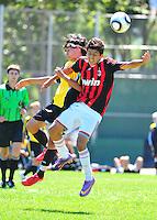 BUSC U14 PREMIER VS AC MILAN
