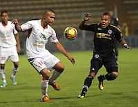 Fortaleza vs Rionegro partido ida Final 22-11-2013