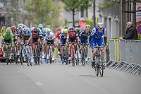 With less then 1km to go Dan Martin (IRE/Quickstep Floors) tries to break free from his fellow riders<br /> <br /> 103rd Li&egrave;ge-Bastogne-Li&egrave;ge 2017 (1.UWT)<br /> One Day Race: Li&egrave;ge &rsaquo; Ans (258km)