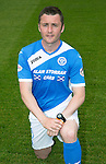 St Johnstone FC photocall Season 2016-17<br />Tam Scobbie<br />Picture by Graeme Hart.<br />Copyright Perthshire Picture Agency<br />Tel: 01738 623350  Mobile: 07990 594431