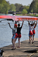 Abingdon Spring Head 2011