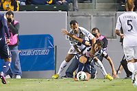 Carson, California - April 3, 2013; CF Monterrey defeated the LA Galaxy 2-1 during a CCL semi final first round match at Home Depot Center stadium.