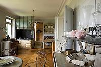 Paris Villa, Russian Style