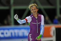 SPEEDSKATING: ENSCHEDE: 30-10-2015, IJsbaan Twente, KNSB Cup Enschede, Ronald Mulder, ©foto Martin de Jong