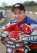 Paul Hurry of Lakeside Hammers Speedway Team - Lakeside Hammers Press Day at The Arena Essex Raceway, Thurrock - 07/03/07 - MANDATORY CREDIT: Rob Newell/TGSPHOTO