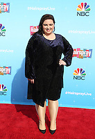 UNIVERSAL CITY, CA - NOVEMBER 16: Maddie Baillio attends the press junket for NBC's 'Hairspray Live!' at the NBC Universal Lot on November 16, 2016 in Universal City, California (Credit: Parisa Afsahi/MediaPunch).