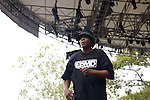 "Parrish Smith of EPMD Performs At Rakim, EPMD and FunkMaster Flex ""Salute to Hip-Hop"" Celebration of the 25th Anniversary of Rakim's Iconic Album Paid in Full at Central Park SummerStage, NY 8/21/11"