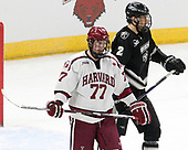 Lewis Zerter-Gossage (Harvard - 77), Vincent Desharnais (PC - 2) - The Harvard University Crimson defeated the Providence College Friars 3-0 in their NCAA East regional semi-final on Friday, March 24, 2017, at Dunkin' Donuts Center in Providence, Rhode Island.