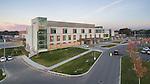 Genesis Hospital Aerial Photography   SmithGroupJJR