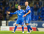 St Johnstone v Queen of the South CIS Cup 21.09.10