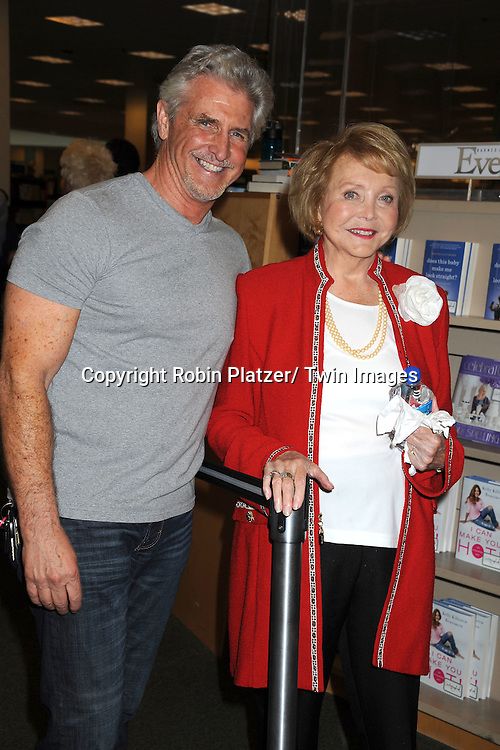 "actor Michael Swan and Lee Phillip Bell  attend the book signing of "" The Young & Restless LIfe of William J Bell on June 21, 2012 at The Barnes & Nobles in The Grove in Los Angeles."