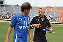 Football / Soccer: Japan-Italy Legend Match - J League Legend Players 2-2 Glorie Azzurre