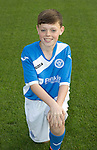 St Johnstone Academy Under 14&rsquo;s&hellip;2016-17<br />Kyle Burns<br />Picture by Graeme Hart.<br />Copyright Perthshire Picture Agency<br />Tel: 01738 623350  Mobile: 07990 594431
